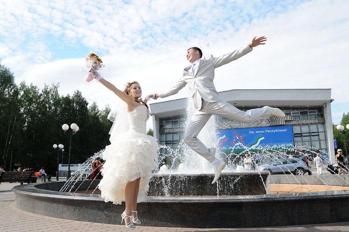Свадебное видео в Сыктывкаре